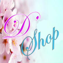 Logo D'shop Beauty & Healthy