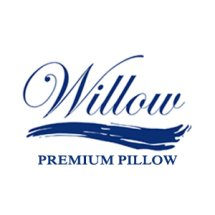 Logo Willow Pillow