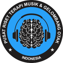 Logo Pusat Riset Terapi Musik