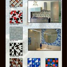 Logo Decorative Tiles
