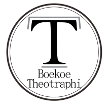 Logo Lapak Boekoe Theotraphi