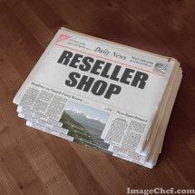 Reseller shop