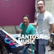 SANTOSA MUSIC BANDUNG