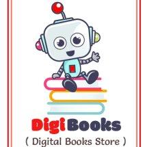 Digi Books Store Logo