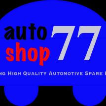 Logo auto77shop