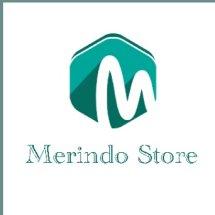 Logo Merindo Store