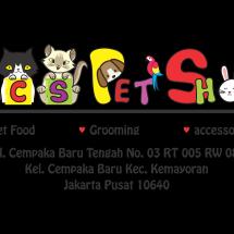 Logo cspetshop