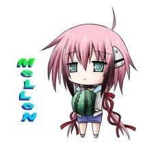Logo Mellon Komik Comics