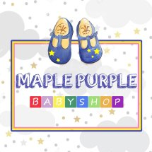 Logo Maple Purple Baby Shop