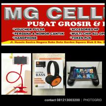 Logo MG cell