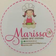 Logo Marissa Cake