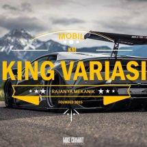 king variasi mobil