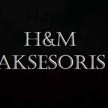 H&M aksesoris
