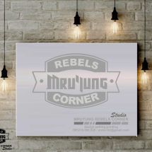 Mruyung Rebels Corner