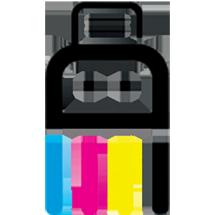 Logo GudangPrinterBdg