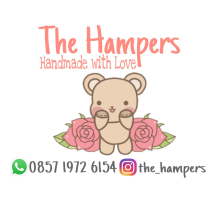 Logo The hampers box