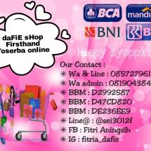 daFi-E Shop