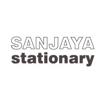 Logo Sanjaya Stationary