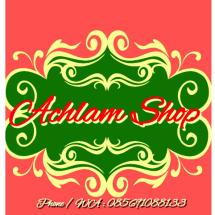 Logo Achlamshop