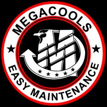 Logo MEGACOOLS OFFICIAL STORE