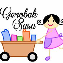 Logo Gerobak Susu