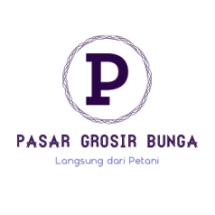 Logo Pasar Grosir Bunga