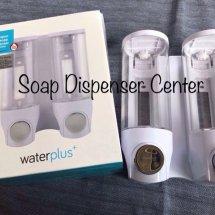 Soap Dispenser Center