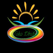 Logo toko dhifa