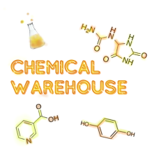chemical warehouse Logo