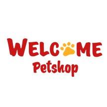 Logo Welcome Petshop