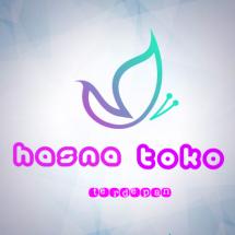 Logo hasna toko
