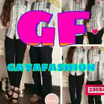 Logo GayaFashion_Olshop