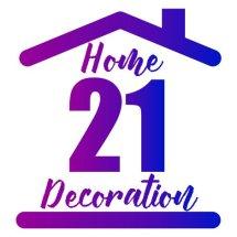 Logo 21 home decoration shop