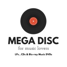 Logo Mega Disc