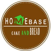 Logo Home Base Cake & Bread