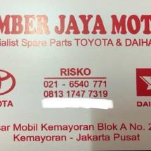 Sumber Jaya Motor TOYOTA