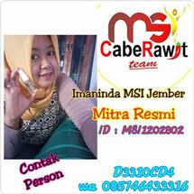 MSI store Jember