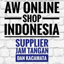 AW ONLINE SHOP INDONESIA Logo
