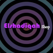 Logo Elshadiqah Shop