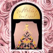 Logo RedVelvetBoutique
