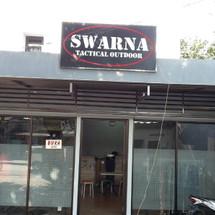Swarna Tactical Outdoor Logo