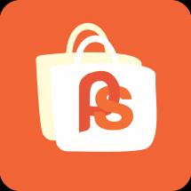 Logo P.SHOPE