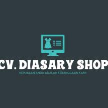 Cv. Diasary Shop Logo