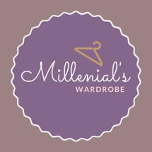 Logo Millenial's Wardrobe