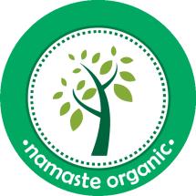 Logo namaste organic