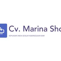 Logo Cv. Marina Shop