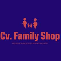 Logo Cv. Family Shop