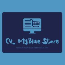Logo Cv. MyBlue Store