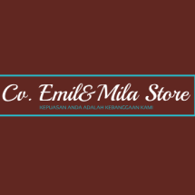 Logo Cv. Emil&Mila Store