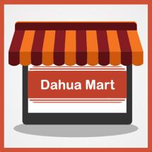 Logo Dahua cctv mart